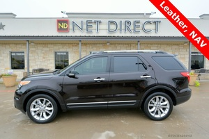 2014 Ford Explorer XLT FWD SUV $26,488
