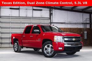 2011 Chevrolet Silverado 1500 2WD Crew Cab LT Texas Edition $22,467