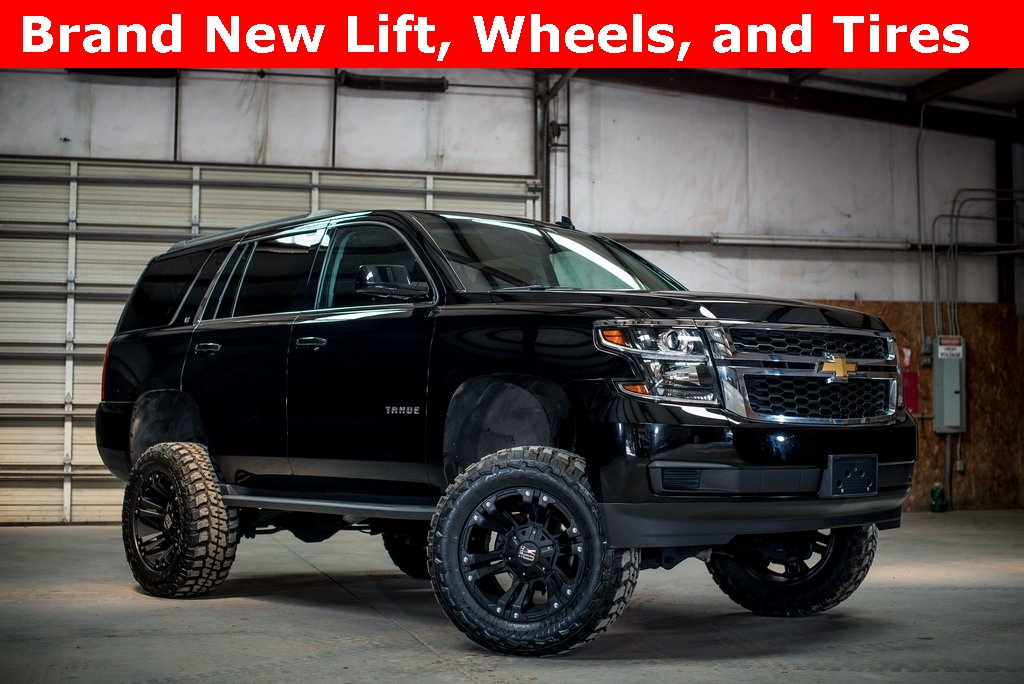 2015 Chevrolet Tahoe 4x4 LT LIFTED