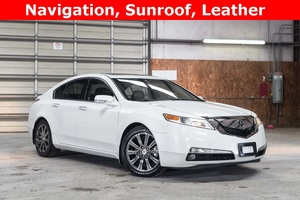 2010 Acura TL 3.5 w/Technology Package $16,868