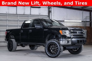 2014 Ford F-150 4x4 SuperCrew XLT LIFTED $30,991
