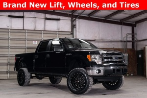2014 Ford F-150 4x4 SuperCrew XLT LIFTED $30,996