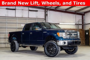 2014 Ford F-150 4x4 SuperCrew XLT LIFTED $32,892