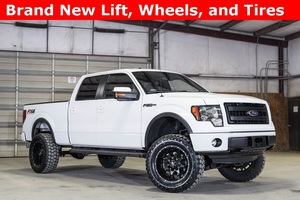 2013 Ford F-150 4x4 SuperCrew FX4 LIFTED $31,993