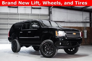 2011 Chevrolet Suburban 1500 4x4 LTZ LIFTED $32,994