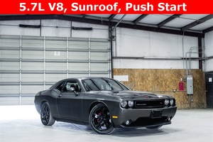 2014 Dodge Challenger R/T Coupe  $27,988