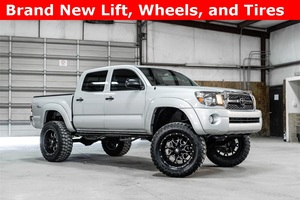 2011 Toyota Tacoma 4x4 Double Cab TRD LIFTED $27,988