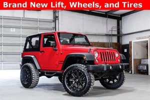 2014 Jeep Wrangler 4WD Sport LIFTED $30,988