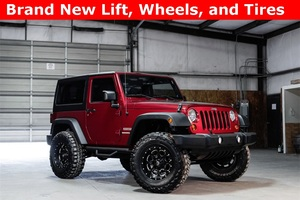 2012 Jeep Wrangler 4WD Sport LIFTED $27,988
