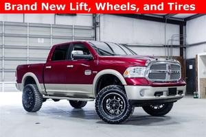 2013 Dodge Ram 1500 4x4 Crew Cab Laramie Longhorn LIFTED $33,996