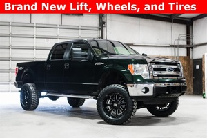 2013 Ford F-150 4x4 SuperCrew XLT LIFTED $31,988