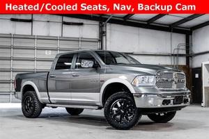 2013 Dodge Ram 1500 4x4 Crew Cab Laramie LEVELED $32,988