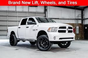 2014 Dodge Ram 1500 4x4 Crew Cab Tradesman LIFTED $30,000