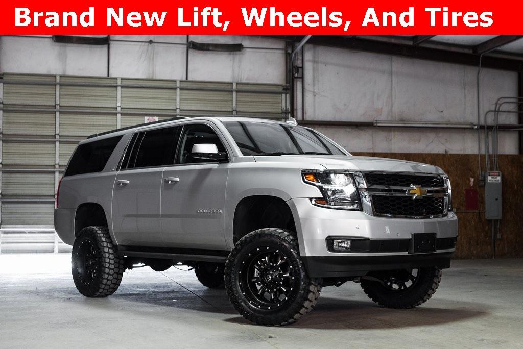 2015 Chevrolet Suburban 4x4 LT LIFTED