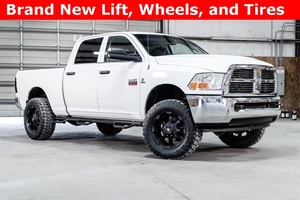 2012 Dodge Ram 2500 4x4 Crew Cab ST LEVELED $31,988