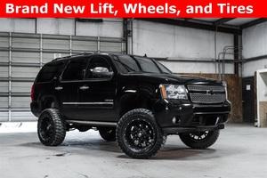 2010 Chevrolet Tahoe 4x4 LTZ LIFTED $31,997
