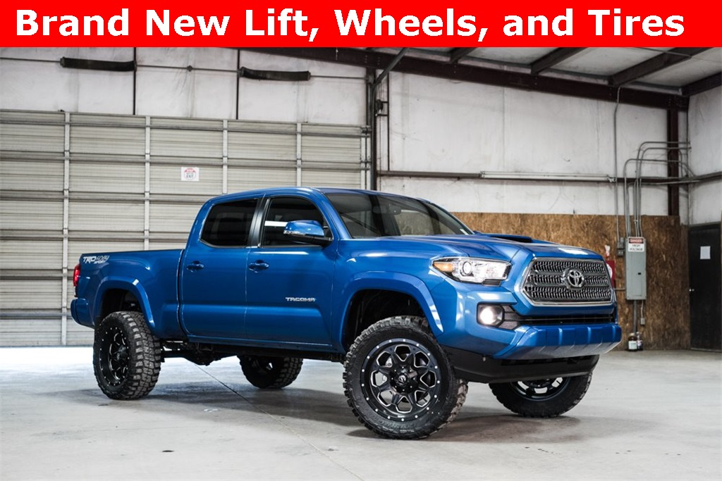 2016 Toyota Tacoma 4x4 Double Cab SR5 TRD Sport LIFTED