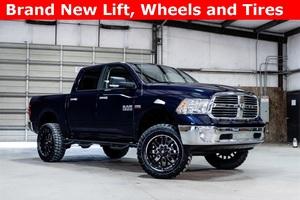 2014 Dodge Ram 1500 4x4 Crew Cab Big Horn LIFTED $35,988