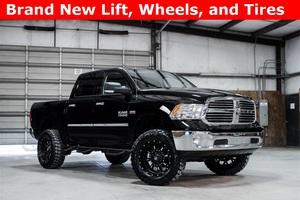 2014 Dodge Ram 1500 4x4 Crew Cab Big Horn LIFTED $35,000
