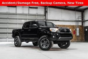 2012 Toyota Tacoma 4x4 Double Cab LIFTED $27,988