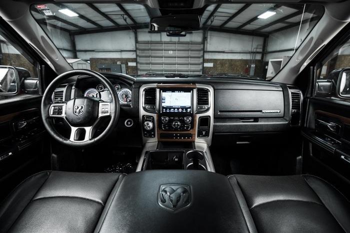 2015 Ram 1500 4x4 Crew Cab Laramie LIFTED $36,882