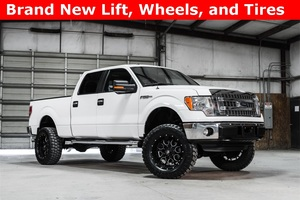 2014 Ford F-150 4x4 SuperCrew XLT LIFTED $28,991