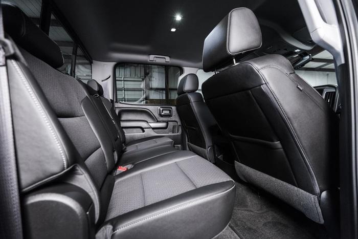 Lifted 2016 GMC Sierra 1500 4x4 Crew Cab SLE All Terrain  $42,897