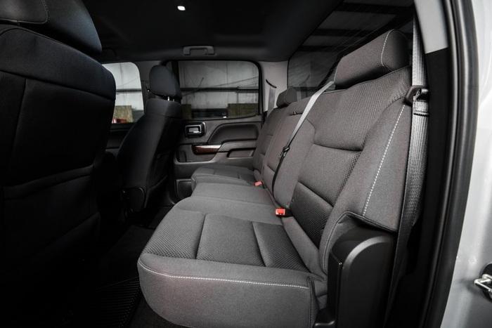 Lifted 2016 GMC Sierra 1500 4x4 Crew Cab SLE  $45,000