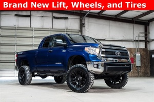 2014 Toyota Tundra 4x4 Double Cab SR5 TRD LIFTED $36,488