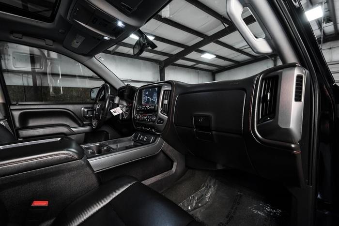 Lifted 2015 GMC Sierra 1500 4x4 Crew Cab SLT All Terrain  $42,991