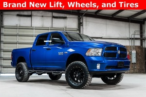 2014 Ram 1500 4x4 Crew Cab Express LIFTED $31,488