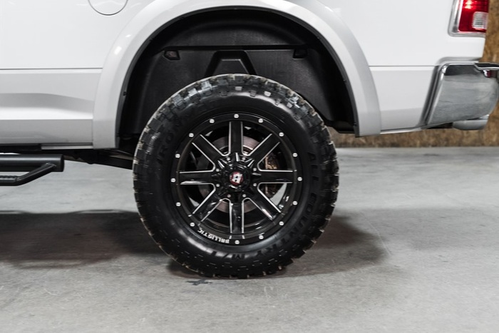 Lifted 2014 Ram 1500 4x4 Crew Cab Laramie  $36,988