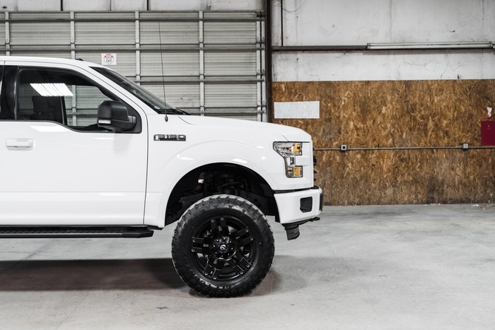 Lifted 2016 Ford F-150 4x4 SuperCrew XLT Sport  $40,488