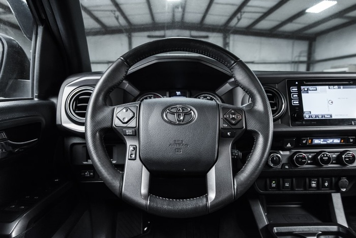 Lifted 2016 Toyota Tacoma 4x4 Double Cab TRD Sport  $38,988