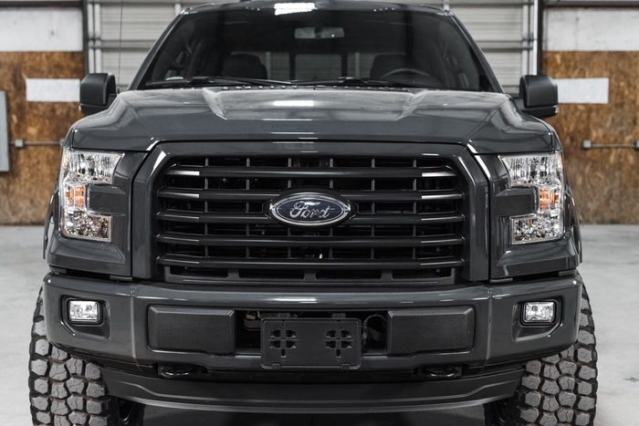 Lifted 2016 Ford F-150 4x4 SuperCrew XLT FX4  $41,988