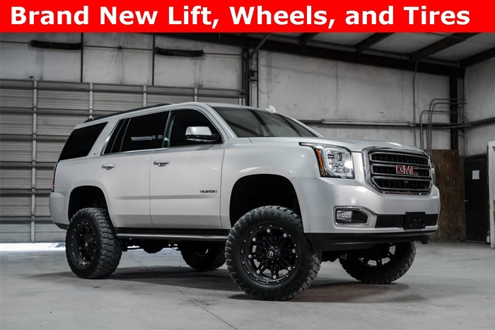 2015 GMC Yukon 4x4 SLT LIFTED $51,988