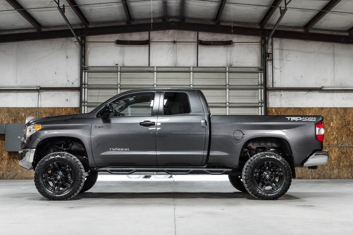 Lifted 2016 Toyota Tundra 4x4 Double Cab SR5 TRD  $38,992