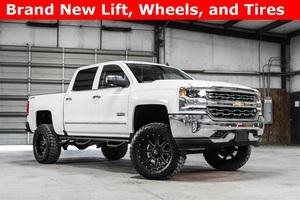 2016 Chevrolet Silverado 1500 4x4 Crew Cab LTZ Texas Edition LIFTED $48,988
