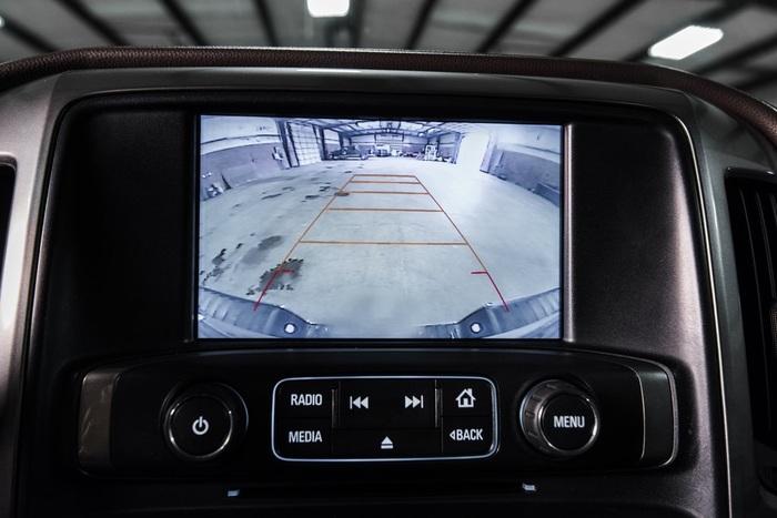 Lifted 2016 Chevrolet Silverado 1500 4x4 Crew Cab LTZ  $46,991