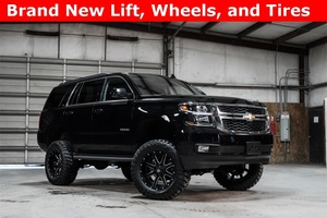 2016 Chevrolet Tahoe 4x4 LT LIFTED $52,488