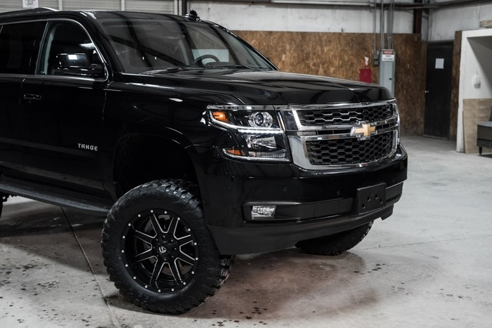 Lifted 2016 Chevrolet Tahoe 4x4 LT  $52,488