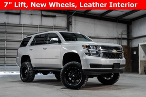 Lifted 2015 Chevrolet Tahoe 4x4 LT  $43,994