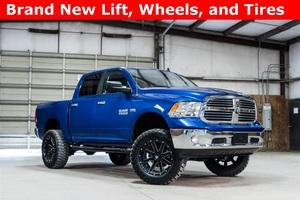 Lifted 2015 Ram 1500 4x4 Crew Cab Big Horn  $34,886