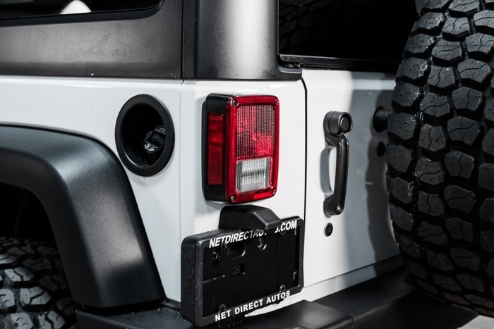 Lifted 2016 Jeep Wrangler 4WD Unlimited Rubicon  $43,988