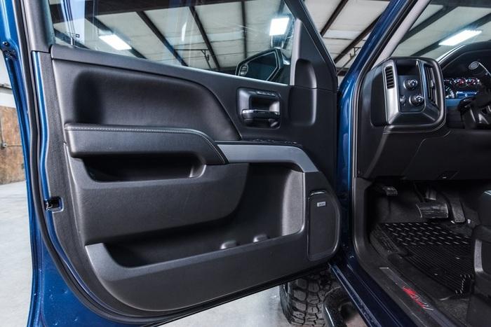 Lifted 2016 Chevrolet Silverado 1500 4x4 Crew Cab LTZ Z71  $47,988