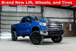 Lifted 2016 Toyota Tundra 4x4 Double Cab SR5 TRD  $36,988