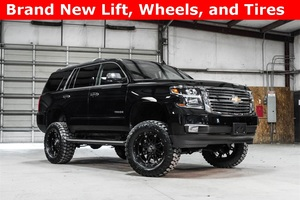 Lifted 2016 Chevrolet Tahoe 4x4 LTZ  $62,988