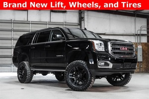 Lifted 2016 GMC Yukon XL 4x4 SLE  $45,000