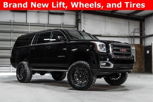 Lifted 2016 GMC Yukon XL 4x4 SLT  $53,991