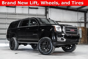Lifted 2015 GMC Yukon XL 4x4 SLT  $48,988